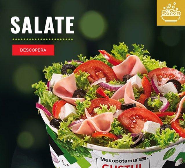 Salate Mesopotamia