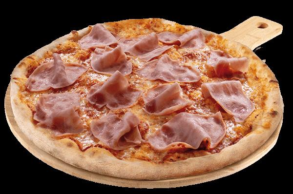 Pizza prosciuttto