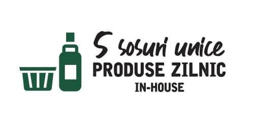 5 sosuri unice produse zilnic in-house